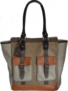 Fashion designer tote bag Multi