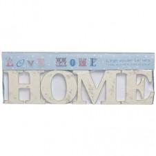 Large Home Plaque