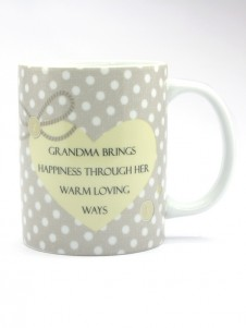 Sentiments Mug Grandma