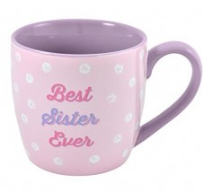 Best Sister Ever - 11oz Quality Ceramic Mug