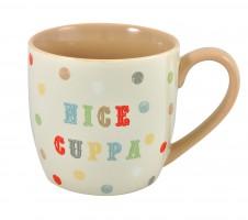 Nice Cuppa -Quality Ceramic Mug
