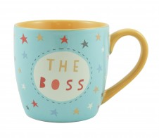 The Boss - 11oz Quality Ceramic Mug