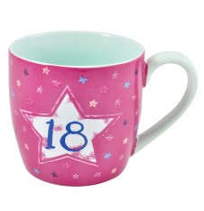 18th Birthday - 11oz Quality Ceramic Mug