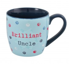 Brilliant Uncle - 11oz Quality Ceramic Mug