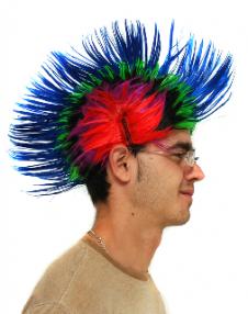 Multi-Coloured Punk