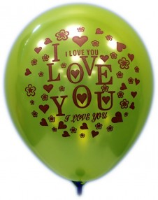 Mixed Packed of Quality Balloons 25Pk
