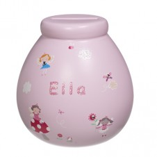 Personalised Money Pot  ELLA