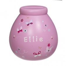 Personalised Money Pot ELLIE