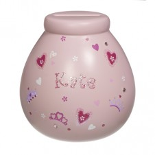 Personalised Money Pot KATE