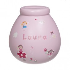 Personalised Money Pot LAURA