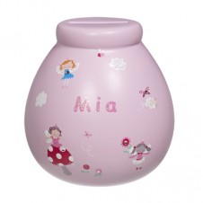 Personalised Money Pot MIA