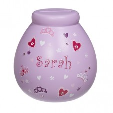 Personalised Money Pot SARAH