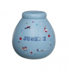Personalised Money Pot JOSEPH