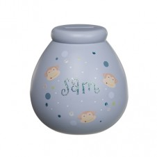 Personalised Money Pot SAM