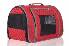 Stylish Collapsible Carrier Red