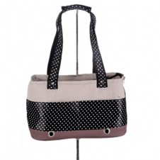 Stylish Shoulder Pet Bag Black
