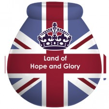 Union Jack Land of Hope and Glory
