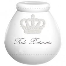 Rule Britannia White