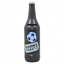 Large Beer Bottle Of Dreams Season Ticket Fund