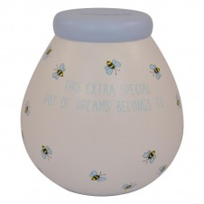 Personalised Pots of Dreams - Bees