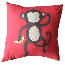 Decorative Fun Animal Cushion - Monkey