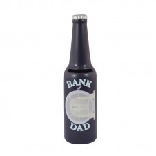 Bank Of Dad - Bottle Of Dreams Money Box