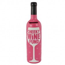 Cheeky Wine Fund - Bottle Of Dreams Money Box