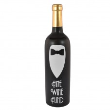 Fine Wine Fund - Bottle Of Dreams Money Box