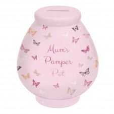 Little Wishes Money Pot:Mums Pamper