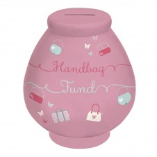 Little Wishes Money Pot:Handbag Fund