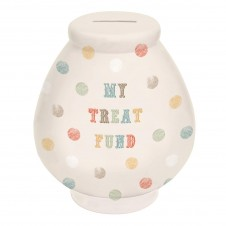 Little Wishes Money Pot:My Treat Fund