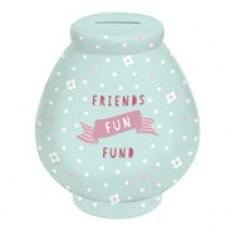 Little Wishes Money Pot:Friends Fun Fund
