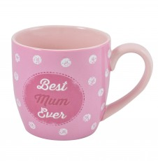 BEST MUM EVER - 11oz Quality Ceramic Mug