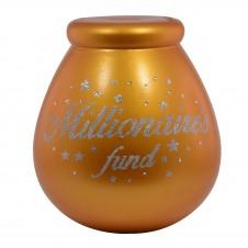 Millionaires Fund Pot of Dreams