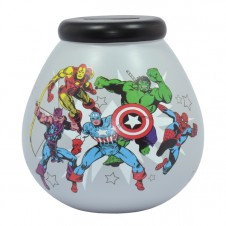 Marvel Comic Design Pot of Dreams