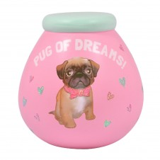 Pug Of Dreams Pots of Dreams