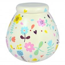 Floral Pot of Dreams