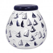 Pot of Dreams - Nautical