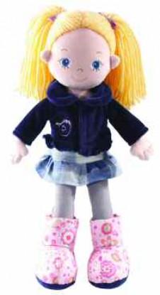 Teresa 14 inch Rag Doll