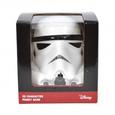 Star Wars Stormtrooper Savings Bank 3D