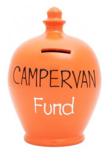 Terramundi Campervan Fund Money Pot