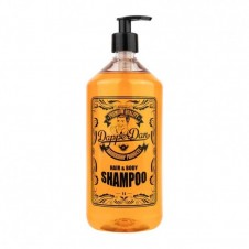 Dapper Dan Hair and Body Shampoo 1L