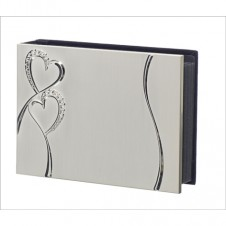 Silver Hearts Book Album