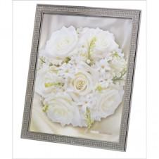 Sparkling Silver Frame 8x10