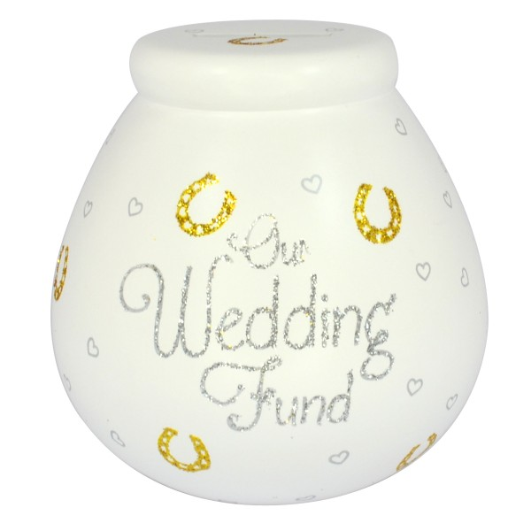 Standard Monetary Wedding Gift: Wedding Fund Coming Soon