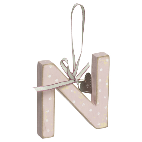 Alphabet Letters To Hang Or Free Standing