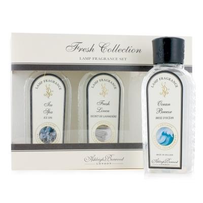 Premium Fragrance Gift Set 3x 180ml Fresh Collection