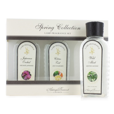 Premium Fragrance Gift Set 3x 180ml Spring Collection