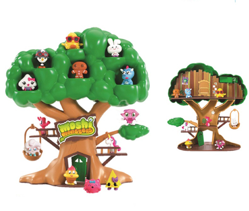 Moshi Monsters Moshlings Treehouse