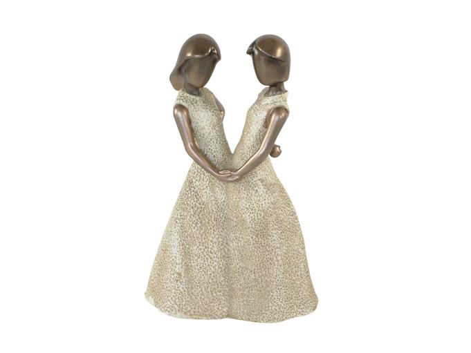 juliana collection friendship stone portraits figurine. Black Bedroom Furniture Sets. Home Design Ideas